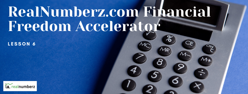 RealNumberz Financial Freedom Accelerator Lesson 6: (Case Study) How a SIMPLE SOFTWARE PROGRAM Saved 5 Private Loans from Going South